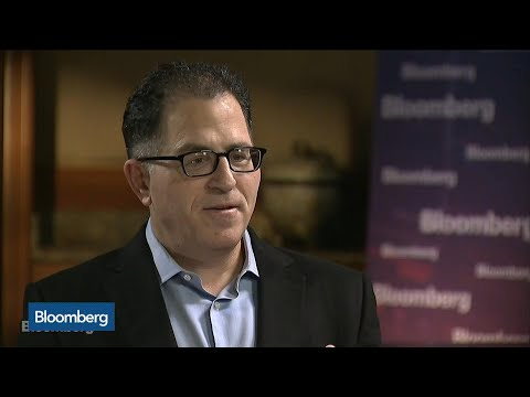 Michael Dell Sees Emergence of Multi-Cloud World