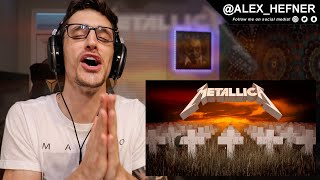 """METALLICA - """"The Thing That Should Not Be""""   (REACTION)"""