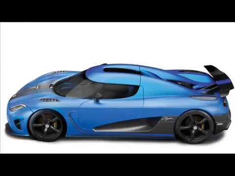 Top New Supercar Koenigsegg Agera R Youtube