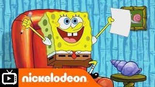 SpongeBob SquarePants | Penpal | Nickelodeon UK
