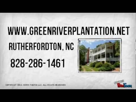 Green River Plantation Historic Tour Animation