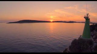 Dalmacija Murter Jezera