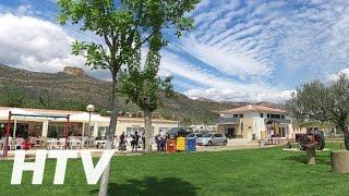 La Noguera Camping en Sant Llorenç de Montgai