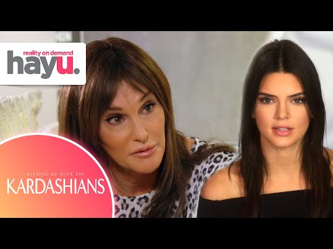 Kendall Feels Distant From Caitlyn | Season 11 | Keeping Up With Kardashians