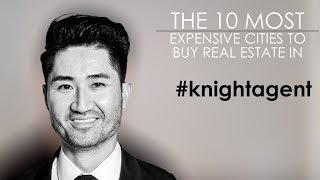 San Francisco Real Estate Agent: What Are the 10 Most Expensive Places to Buy Real Estate?