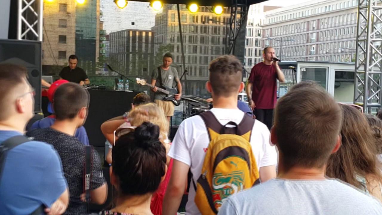 """Oczami Fana: Eldo + live band """"Wolność na monetach NBP"""" 01.08.2017"""