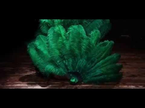 Sally Van Tassel Burlesque - La Fata Verde dell'Assenzio