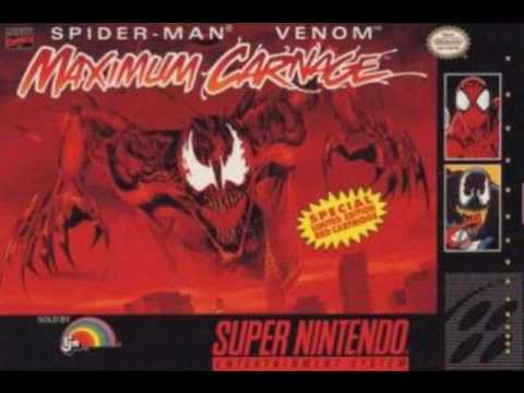 Maximum Carnage OST SNES - Streets