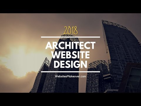 Architect Website Design | Best Architecture Websites 2018