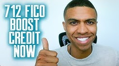 712 FICO BOOST CREDIT NOW    FEDLOAN REMOVED    609 WORKS    623 WORKS    GOODWILL WORKS