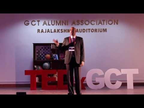Self Transformation through Public Speaking: Saro Velrajan at TEDxGCT