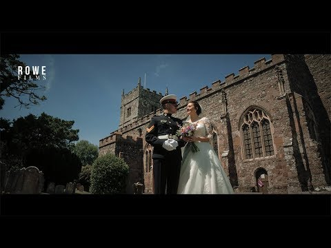 A MILITARY WEDDING IN DEVON, UK | JADE & SIMON | THE PREVIEW