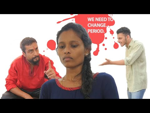 Hindi Short Film: Period || Film On The Issue Of Period || Problem At Workplace