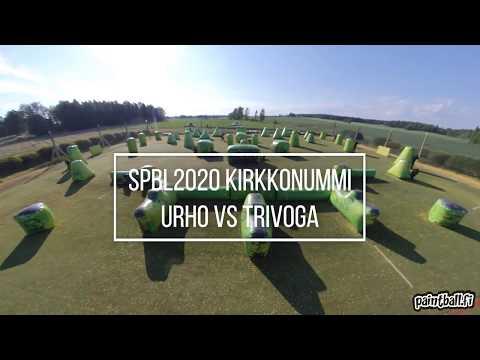 Urho vs Trivoga - SPBL2020 Kirkkonummi