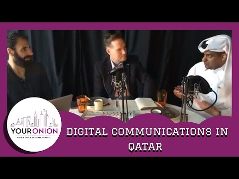 Episode 13 - Interview with Mohammed Al-muhanadi Co Founder CEO of Social Media Solutions