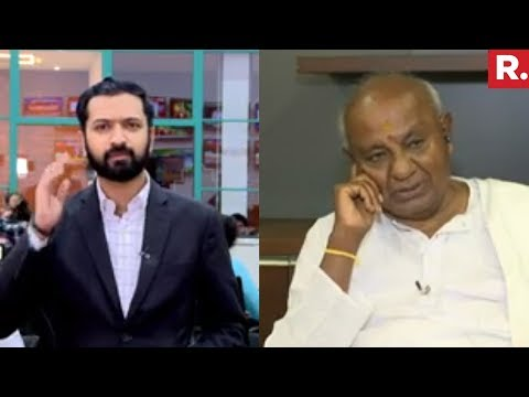 HD Deve Gowda Speaks To Republic TV | EXCLUSIVE Interview