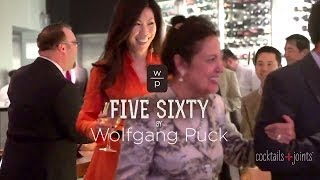Five Sixty by Wolfgang Puck Brings the Best of Japanese Cuisine to Dallas