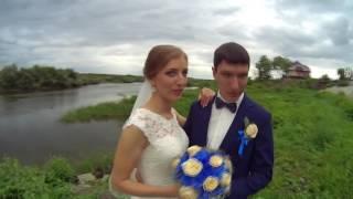 Свадьба Сергея и Светланы !  2.07.2016 GoPro
