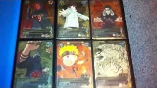 Naruto Trade binder Update 1/9/2012