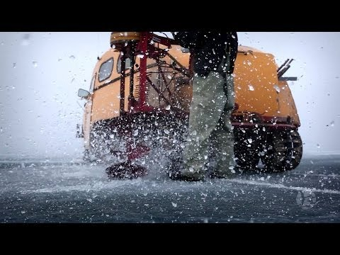 Commercial Winter Fishing