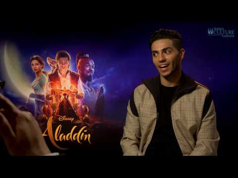'Aladdin' -  Mena Massoud: 'Hope it is a symbol of success for all ethnicities'