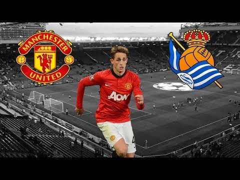 ✭ ADNAN JANUZAJ ✭ Welcome to Real Sociedad? - Crazy Skills, Goals, Passes & Assists - 2017 (HD)