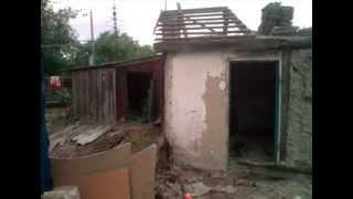видео баня из существующего сарая