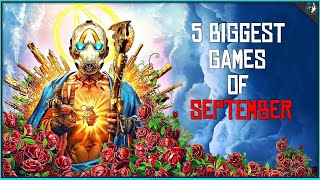 The 5 Biggest Games Coming Out In September 2019 | Ps4, Xbox One & Pc
