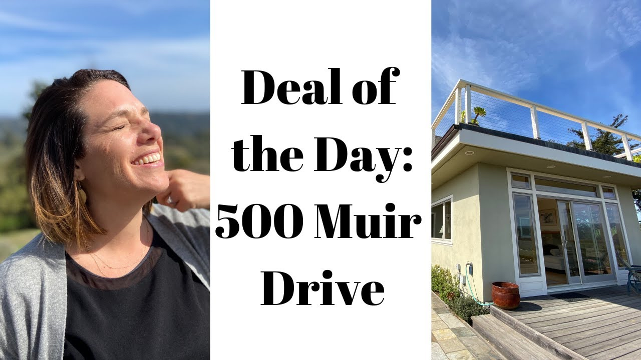 Deal of the Day: 500 Muir Drive in Soquel