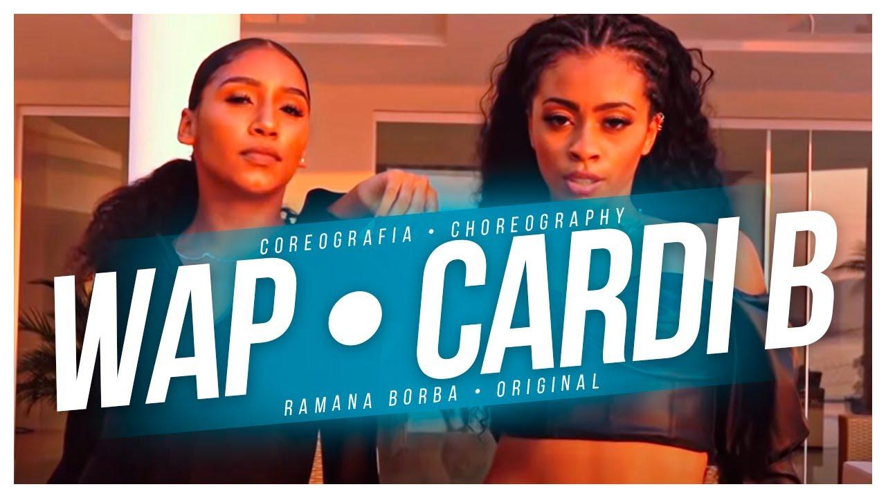 WAP-Cardi B feat The Stallion( COREOGRAFIA/CHOREOGRAPHY)/ RAMANA BORBA