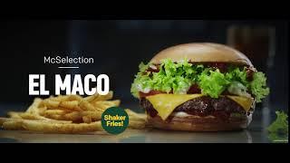 Efterlängtade El Maco är tillbaco...