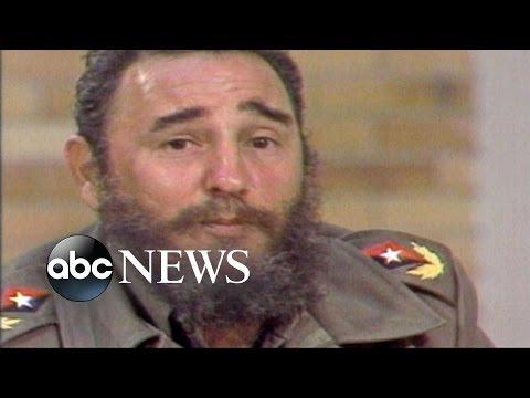 Fidel Castro Historic Interviews