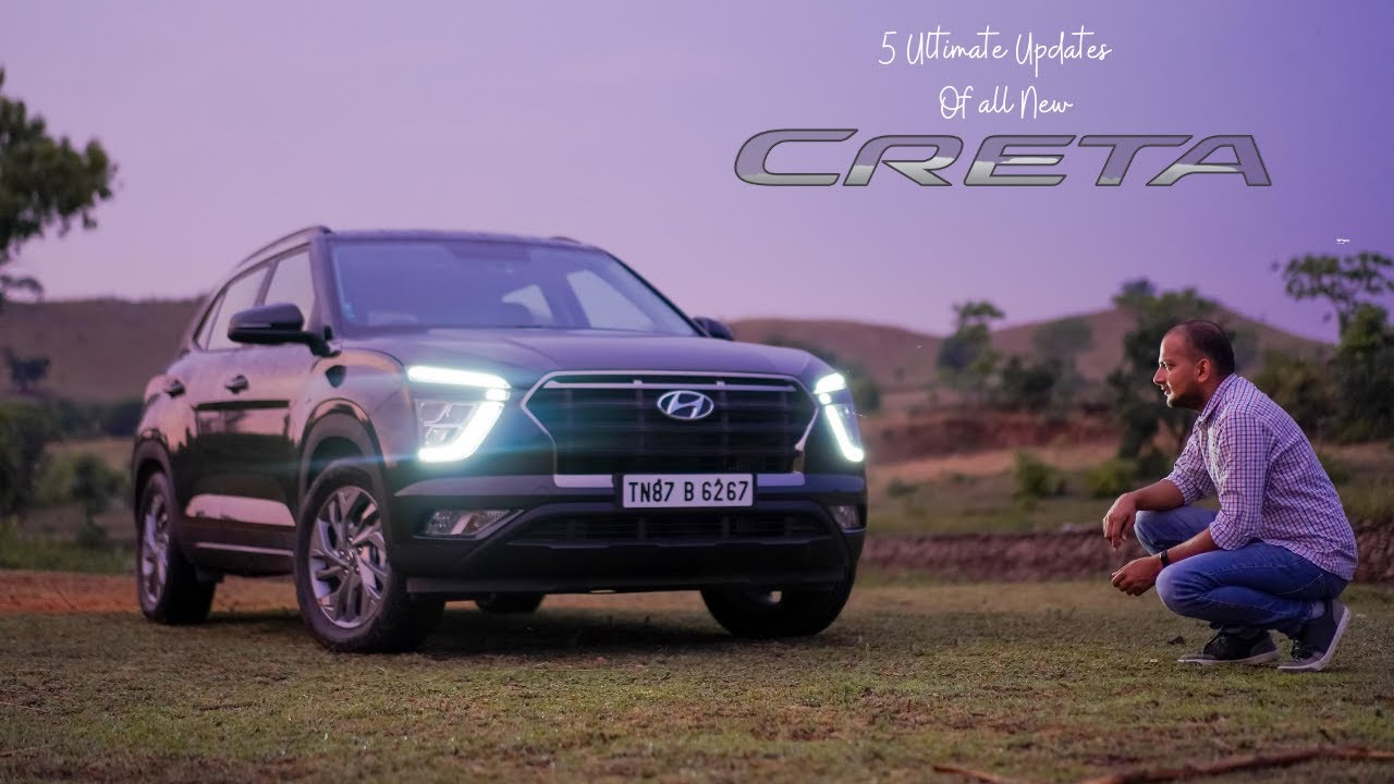 2020 Hyundai Creta | 5 Ultimate updates | Gagan Choudhary