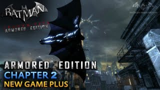 Batman: Arkham City Armored Edition - Wii U Walkthrough - Chapter 2 - Hostages in the Church