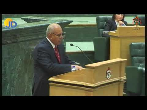 كلمة النائب احمد افريحات في جلسة مناقشة البيان الوزاري لحكومة د عمر الرزاز  - نشر قبل 9 دقيقة