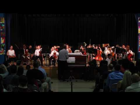 Ruth Chaffee School Orchestra and Band Concert 2017