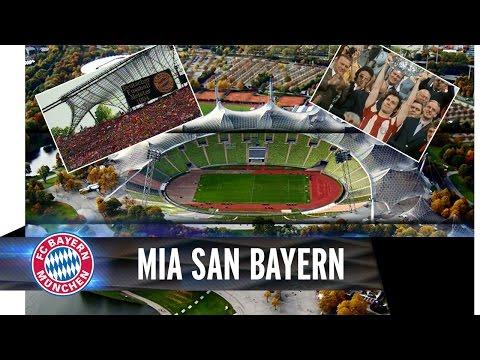 FC Bayern - Munich's Olympiastadion | Mia san Bayern