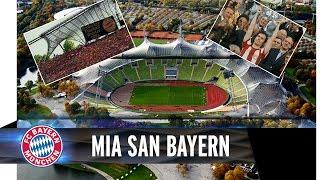 FC Bayern - Olympiastadion München | Mia san Bayern