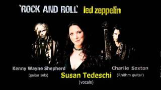 Play Rock And Roll (feat. Double Trouble And Kenny Wayne Shepherd)