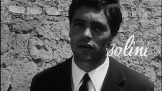 """Pier Paolo Pasolini   """" Accattone """"  -  Trailer"""