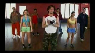 Britney Spears - Overprotected Coreography Training