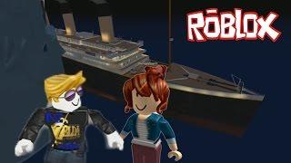 TITANIC IN ROBLOX - THE LAST TITANIC SURVIVOR