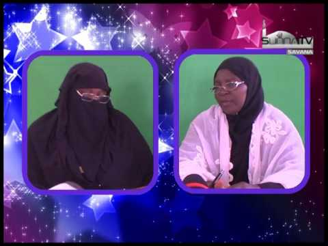 Asseydah. Mariam FOFANA et  Fatoumata DAFF