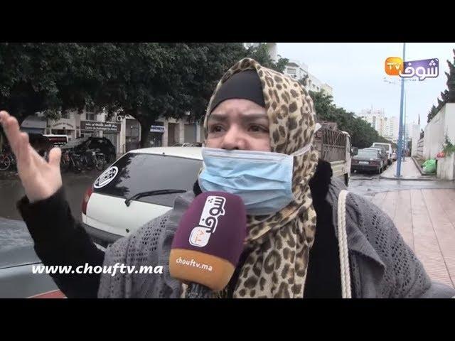 صرخة قوية لمواطنة من أمام مستشفى ابن رشد..أنا مكنطلبش صدقة..أنا بغيت نعتق خويا من الموت