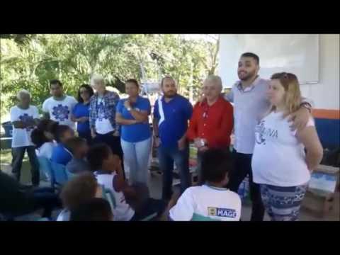 Prefeitura De Magé Inaugura O Projeto Escola No Campo