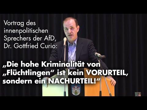 Die sicherheitspolitische Lage in Zeiten unkontrollierter Masseneinwanderung | Dr. Gottfried Curio