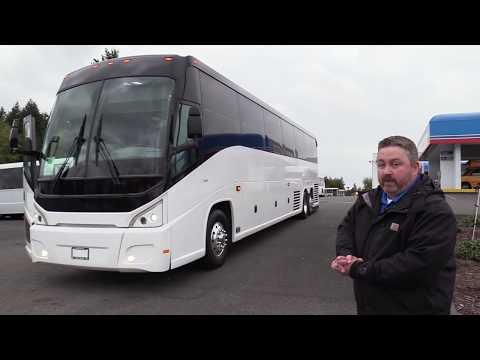 MCI J4500 56 Passenger ADA Coach - C66303 - YouTube
