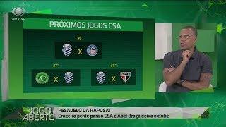 Denilson sobre Cruzeiro: Mano foi o mais inteligente