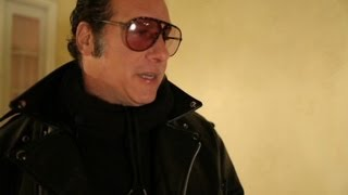 Andrew Dice Clay on friend, wife