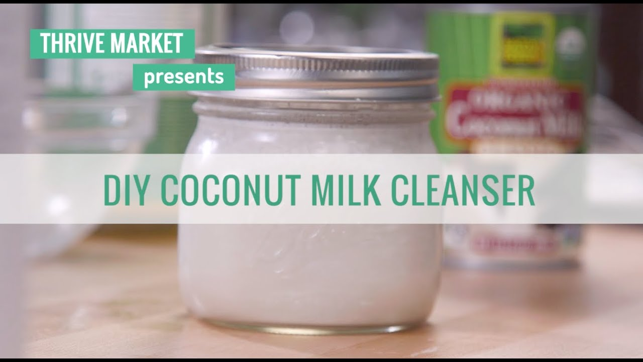 Coconut Milk Face and Body Cleanser